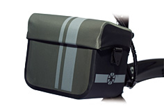 15. Tour Bag w/Luggage Truss silver 耐 ...